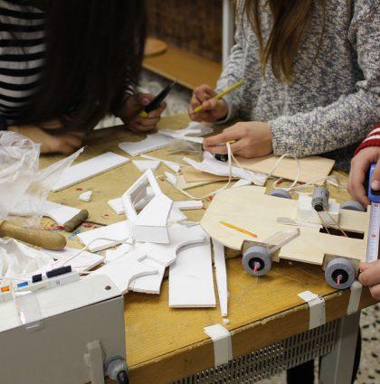Design Thinking: Schüler*innen entwicklen Ideen für ein besseres Internet