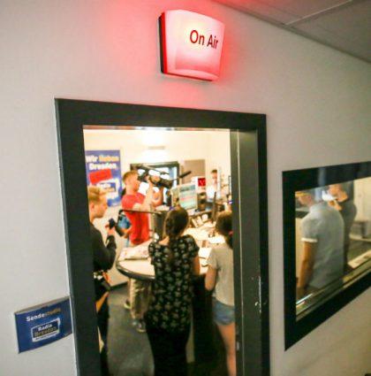 Berufsorientierung: SAEK Radio Campus