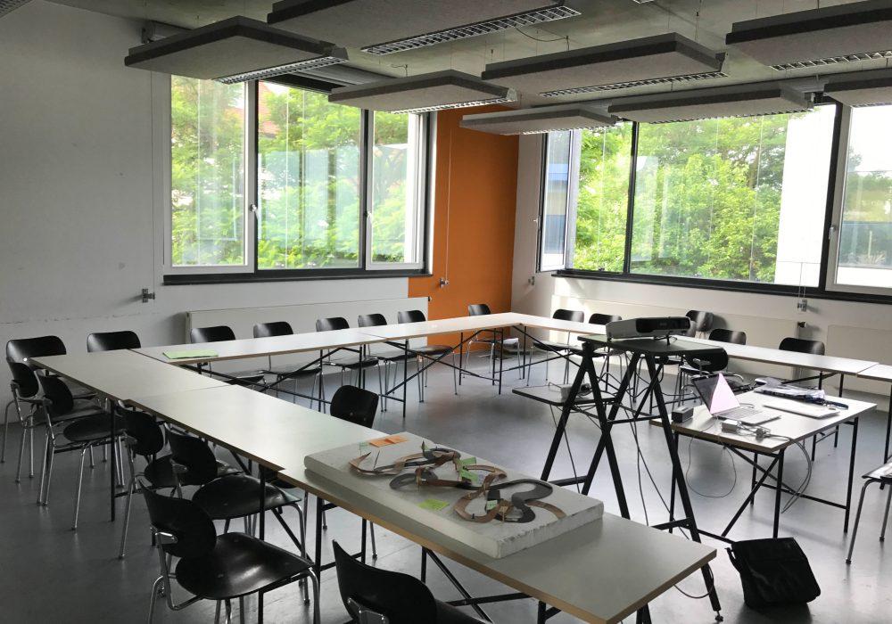 Seminarraum in Dessau